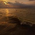 Lake Michigan Sunset by Steve Gadomski