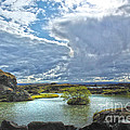 Lake Myvatn - Iceland by Gregory Dyer