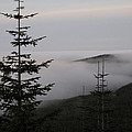 Lake Of Low Clouds by Catherine Helmick