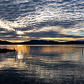 Lake Pend Oreille by Endre Balogh