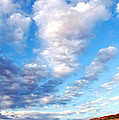 Lake Powell Clouds by Thomas R Fletcher