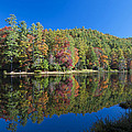Lake Reflections by Kenneth Albin