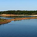 Lake Sardis One by Joshua House
