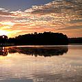 Lake Sunrise by Joe Myeress