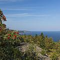 Lake Superior Palisades 2 by John Brueske