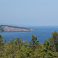 Lake Superior Shovel Point 2 by John Brueske