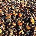 Lake Superior Stones by Michelle Calkins