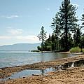 Lake Tahoe Beach by LeeAnn McLaneGoetz McLaneGoetzStudioLLCcom