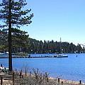Lake Tahoe Dock by Will Borden