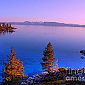 Lake Tahoe Serenity by Scott McGuire