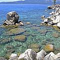 Lake Tahoe Shore by Frank Wilson