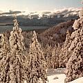 Lake Tahoe Snow by Christina Solstad