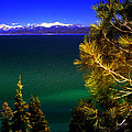 Lake Tahoe Vista by Ellen Heaverlo