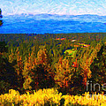 Lake Tahoe by Wingsdomain Art and Photography