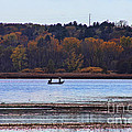 Lake Wingra Fishing by Tommy Anderson