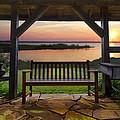Lakeside Serenity by Debra and Dave Vanderlaan