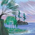 Lakeside Symphony by Robert Meszaros
