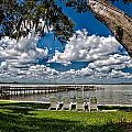 Lakeside View by Christopher Holmes