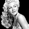 Lana Turner, Mgm, Ca 1940s by Everett
