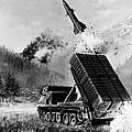Lance Missile, C1980 by Granger
