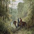Lancelot & Guinevere by Granger