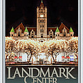 Landmark Center Winter by Tim Nyberg