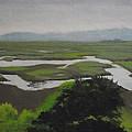 Landsend  No. 2 by Robert Rohrich
