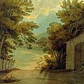 Langdale Pikes by John White Abbott