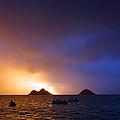 Lanikai Dawn Hawaii by Kevin Smith