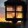 Lantern In The Sunset by Elizabeth Rose