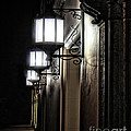 Lanterns Symmetry by Danuta Bennett