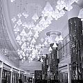 Large Mall Lobby by Yali Shi