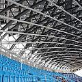 Large Stadium by Yali Shi
