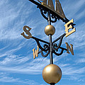 Largest Weathervane by Ann Horn