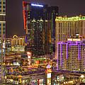 Las Vegas Nevada by Nicholas  Grunas