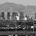 Las Vegas Suburbs by Julie Niemela