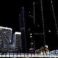 Las Vegas Walkway by Christofer Johnson