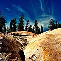 Lassen Volcanic National Park by Peter Mooyman
