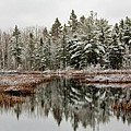 Last Snow by Greg DeBeck