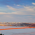 Late Evening Over San Francisco by Brian Jannsen