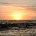 Late Summer Sunset by Maureen Bates
