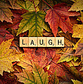 Laugh-autumn by  Onyonet  Photo Studios