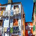 Laundry Day by Jon Berghoff
