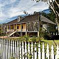 Laura Creole Plantation by Jim Chamberlain