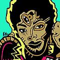 Lauren Hill Full Color by Kamoni Khem