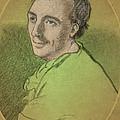 Laurence Eusden, English Poet Laureate by Photo Researchers