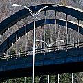 Laurentian Bridge by Burney Lieberman
