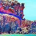 Lava Island by Russ Harris