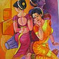 Lavani -indian Folk Dance. by Mahesh Kshirsagar