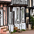 Lavenham Street by Tom Gowanlock